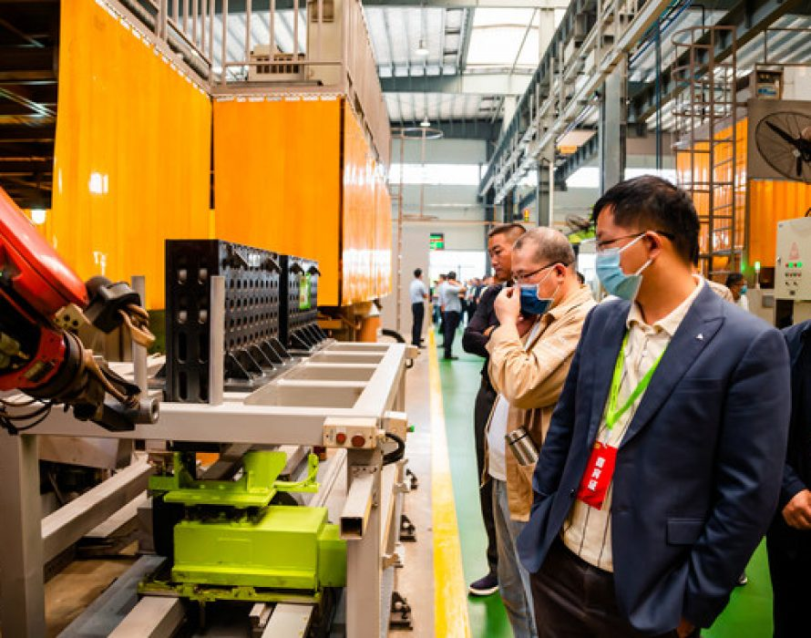 Zoomlion Launches Full Operation of New Tower Crane Intelligent Manufacturing Factory