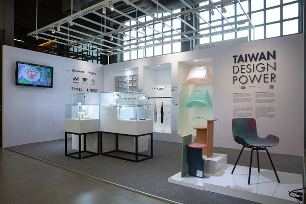 Taiwan Design Research Institute participating this year's Bangkok Design Week, alongside with 7 Taiwanese companies to show the power of Taiwanese design.