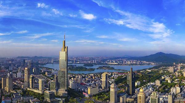 2021 Nanjing Tech Week will be held in Nanjing in June.