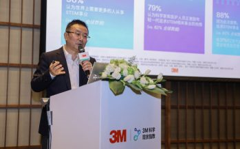 3M's annual State of Science Index: China Says that Science is Key to a Better Future