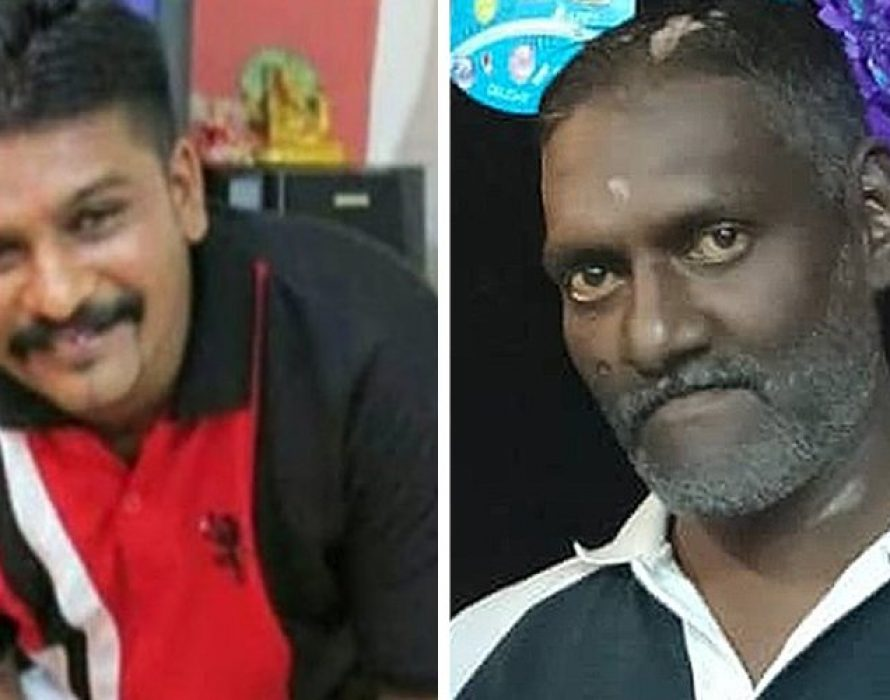 Who should investigate the deaths of Ganapathy and Sivabalan?