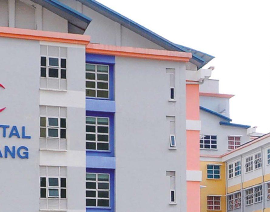 Ampang hospital is now full Covid-19 hospital