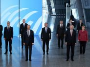 NATO adopts tough line on China at Biden's debut summit with alliance
