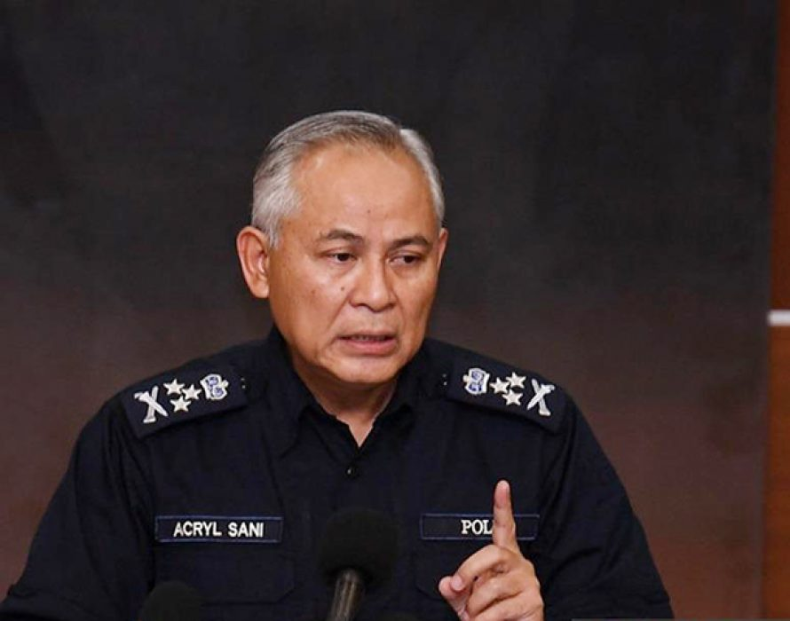 IGP: Individuals detained to undergo health screening before being placed in lockups