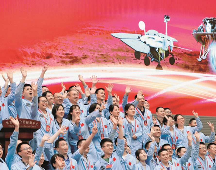 A Century of Struggle: The Glorious Achievements and Historic Contributions of the Communist Party of China