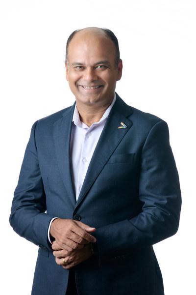 Divyesh Vithlani, Southeast Asia market unit lead for Accenture