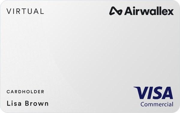 Airwallex Visa Card