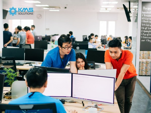 Thanks to its large talent pool and wide experience, KMS Solutions is well-positioned to help Australia quench the thirst for high-quality IT talents.