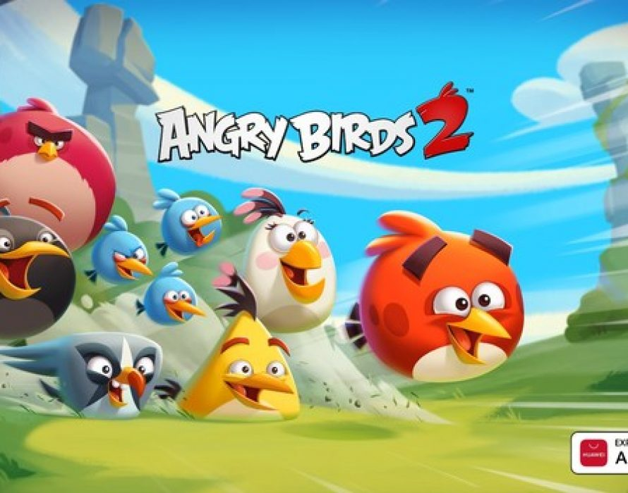 Angry Birds 2 Flies onto AppGallery