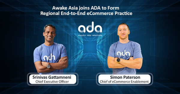 Awake Asia joins ADA to Form Regional End-to-End eCommerce Practice