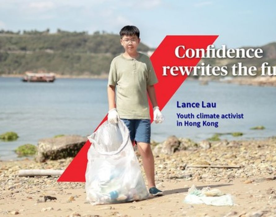 """AXA unveils """"Know You Can"""" local hero video series in Hong Kong"""