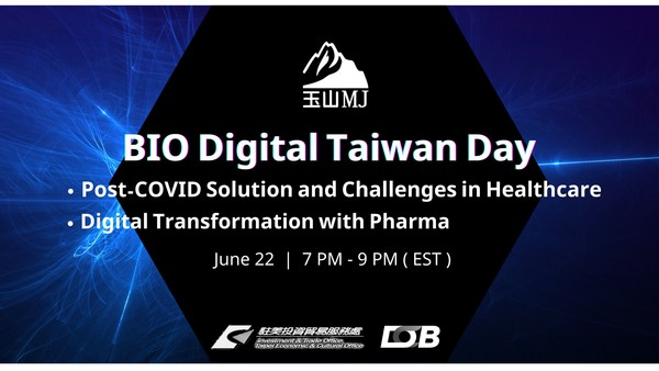 Bio Digital Taiwan Day 20210615