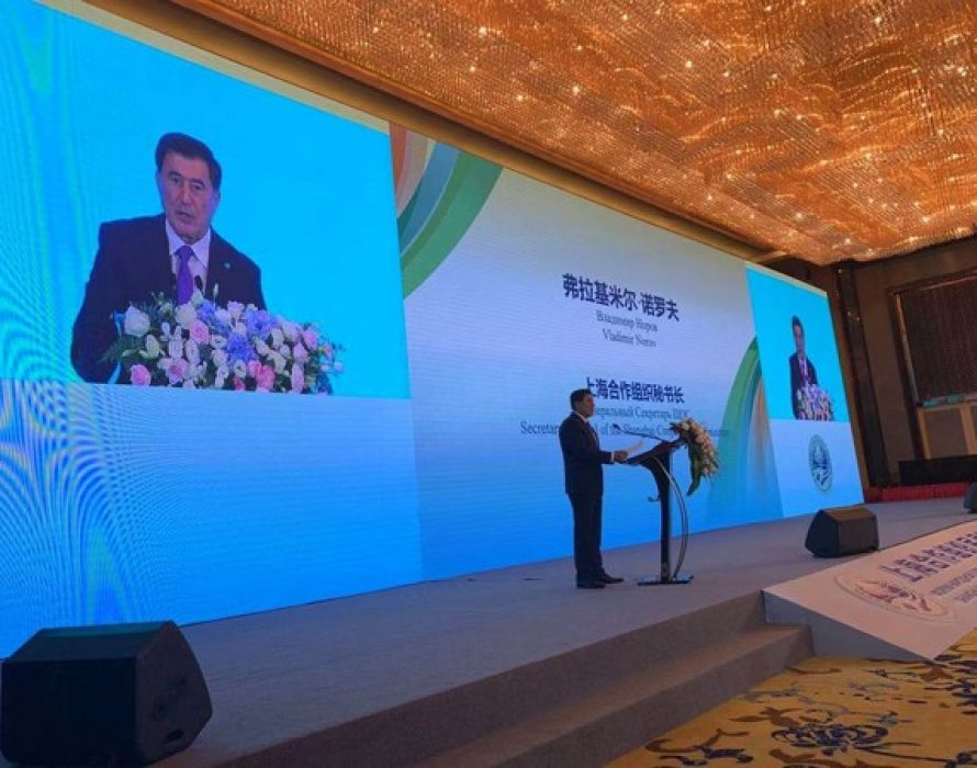 China makes great efforts to contain COVID-19, saves more lives: SCO Secretary-General