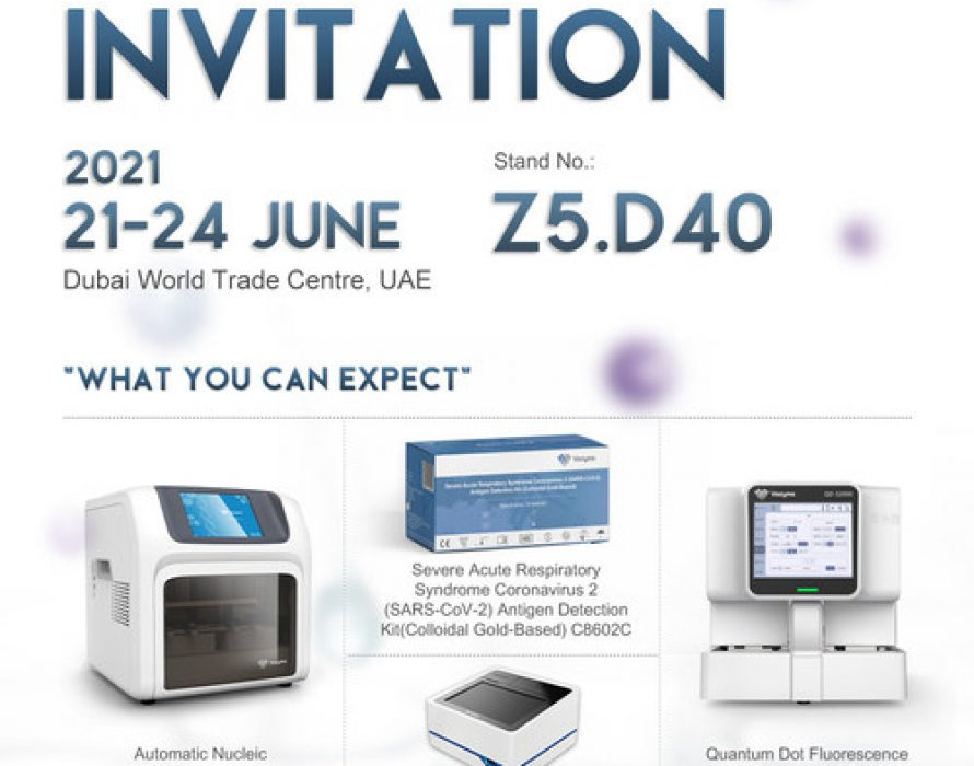 Chinese biotech firm Vazyme to showcase full range of COVID-19 Testing Solutions at Medlab