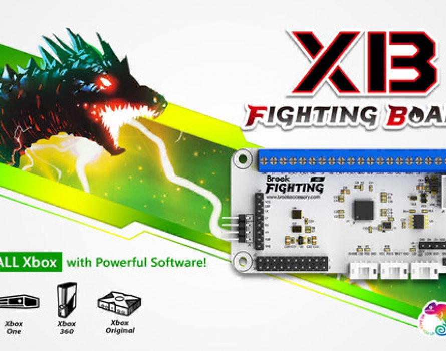 Conquer ALL Xbox Series Consoles: Brook XB Fighting Board