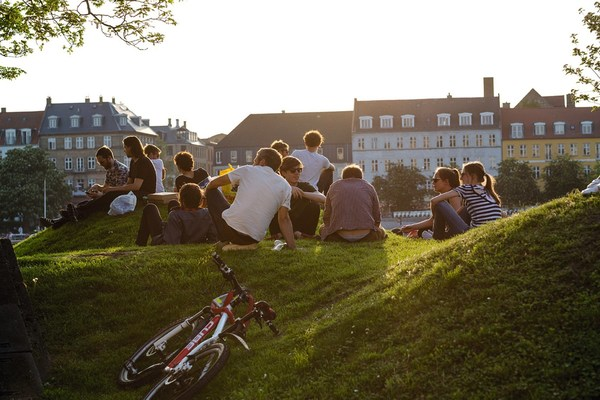 Copenhagen named the world's best city for Quality of Life by Monocle. Credit Jan Søndergaard