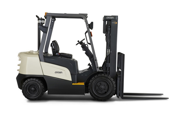 Crown Equipment Introduces The C-DX Series Offering A Versatile and Value-Oriented Diesel Forklift