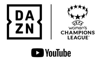 DAZN And YouTube Enter Groundbreaking Partnership To Bring UEFA Women's Champions League To Fans Around The World, Live And For Free