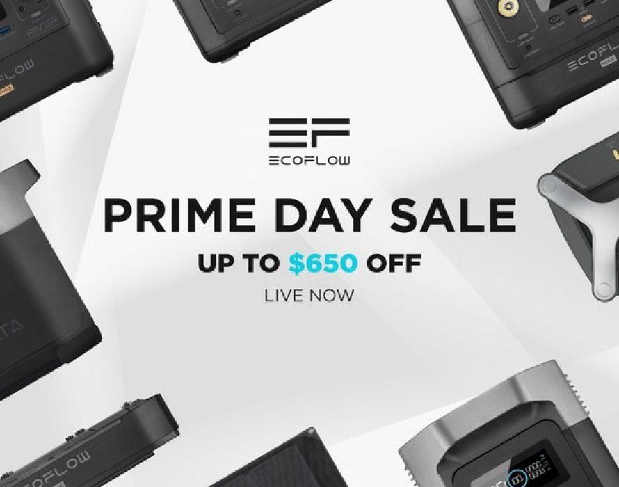 EcoFlow Amazon Prime Day Starts One Week in Advance