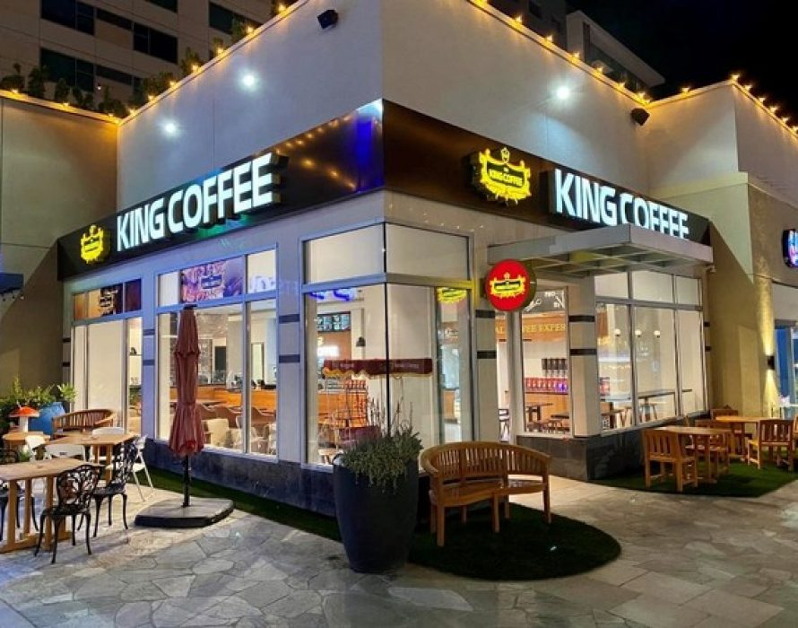 Fastest Growing Coffee Brand From Vietnam, TNI King Coffee Opens Its First Coffee-chain Store in the United States