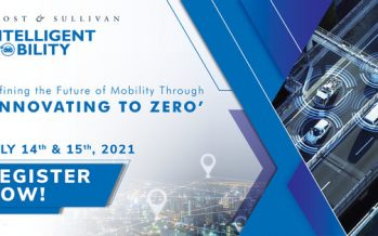 Frost & Sullivan's Summit Redefines the Future of Intelligent Mobility through Sustainability