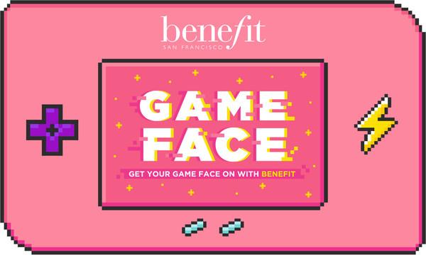 Benefit Cosmetics' Game Face Program
