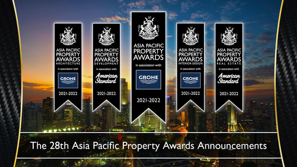 The 28th Asia Pacific Property Awards Announcements