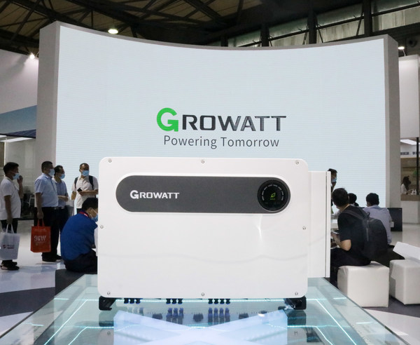 Growatt unveils new high power inverter for commercial and industrial sector at SNEC 2021