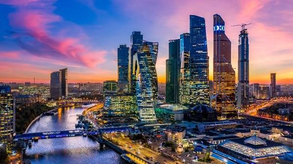Moscow International Financial Center (CBD), Russia