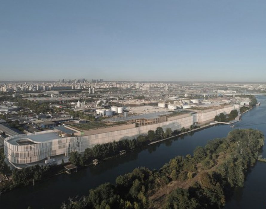 HAROPA PORT creates major river and seaport on Seine Axis and appoints Goodman to develop a unique multimodal logistics platform at the Port of Gennevilliers, dedicated to urban and river logistics