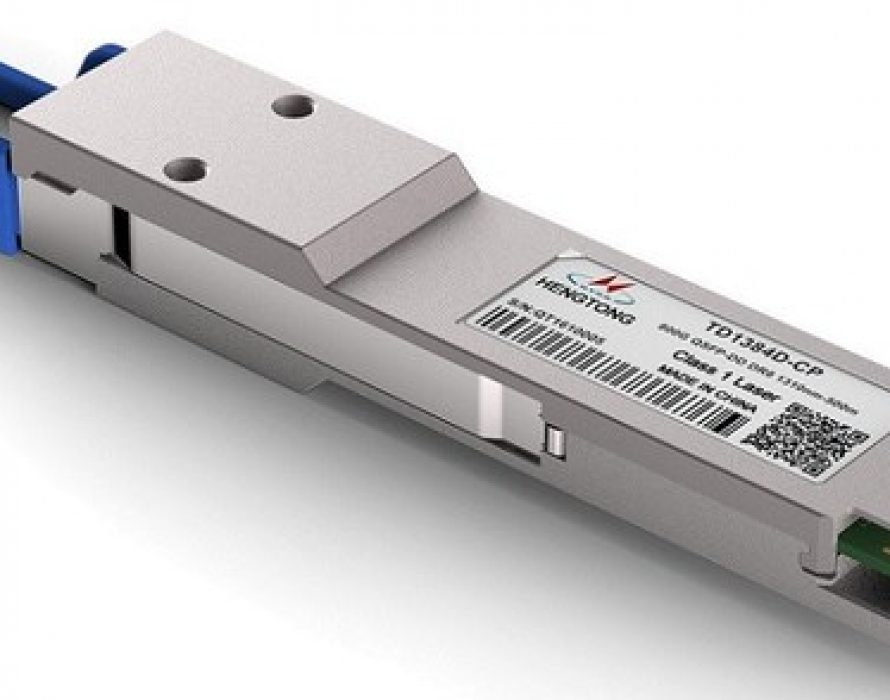 Hengtong Rockley Announces and Live-Demonstrates 800G QSFP-DD800 DR8 Pluggable Optical Module