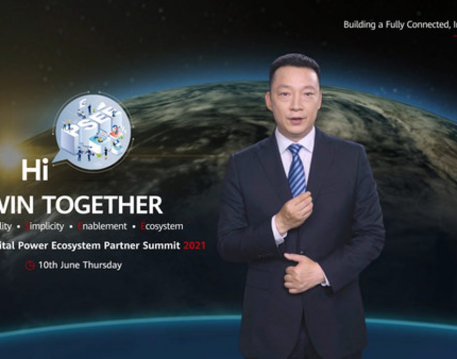 Huawei Digital Power Looks to Build a Competent Global Partner Community for a Green and Bright Future