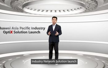 Huawei Industry OptiX Solution Successfully Launched in Asia-Pacific
