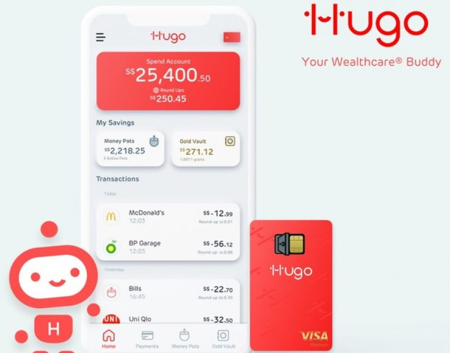 Hugo launches Singapore's first Wealthcare(R) app