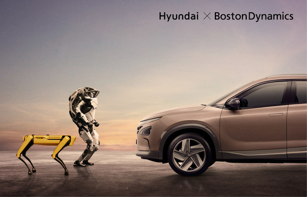 Hyundai Motor Group (the Group), Boston Dynamics, Inc. and SoftBank Group Corp. (SoftBank), today announced the completion of the Group's acquisition of a controlling interest in Boston Dynamics from SoftBank, following the receipt of regulatory approvals and other customary closing conditions.