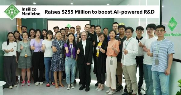 Insilico Medicine raises $255 Million to boost AI-powered R&D