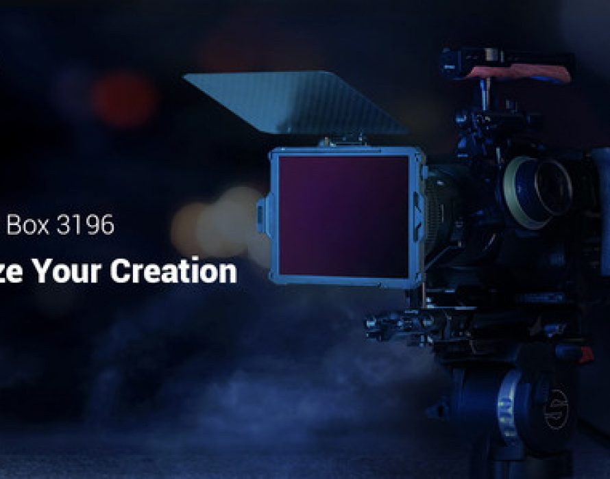 Introducing SmallRig Mini Matte Box 3196, designs to hold multiple rectangular filters and one screw-on circular filter to make your video with cinematic look.