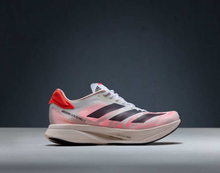 Introducing The Latest Adidas Adizero Footwear, Evolving Fast for The Road and The Track