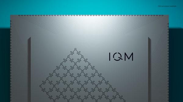 IQM processor example