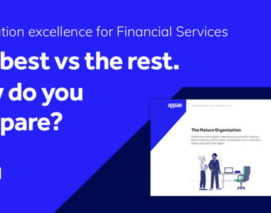 Majority of APJ Financial Services Firms Say Automation Delivers Competitive Advantage