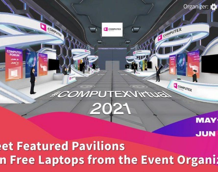 Meet Featured Pavilions at COMPUTEX 2021 Virtual