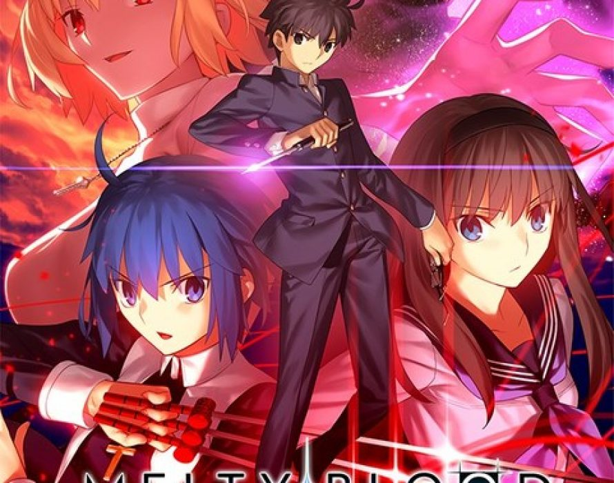 """""""MELTY BLOOD: TYPE LUMINA"""", 2D Fighting Game Release Scheduled for September 30th, 2021!"""