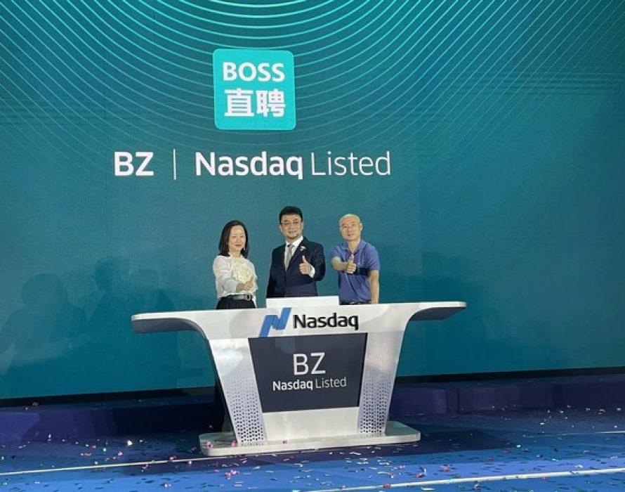 Meridian Capital-Backed Zhipin.com Lands on Nasdaq