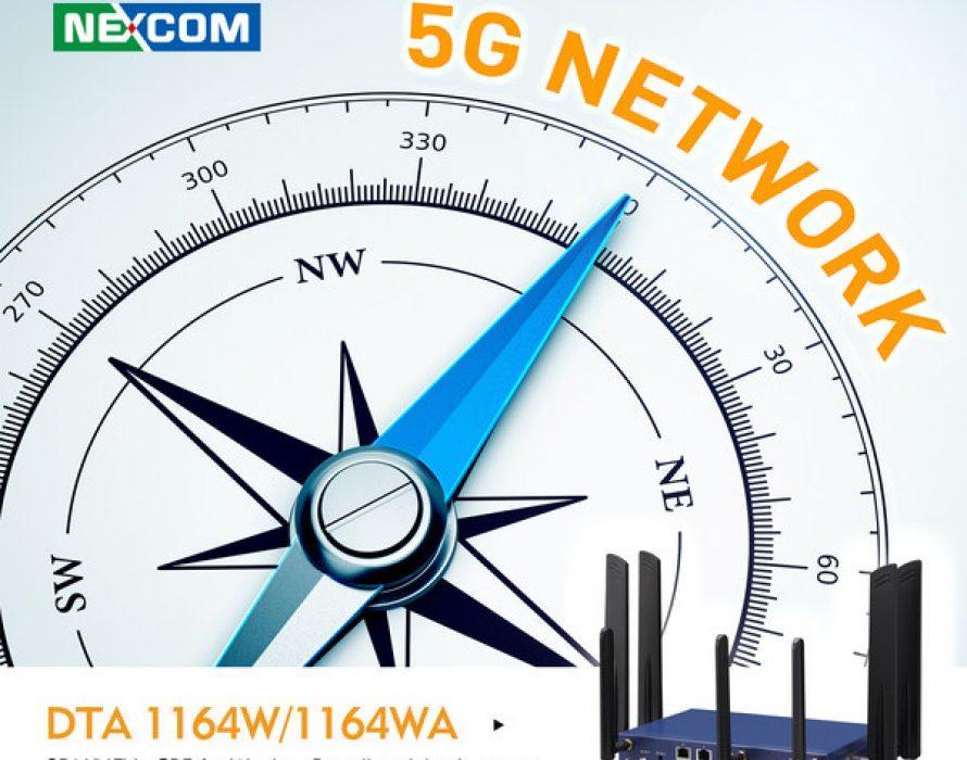 NEXCOM Introduces All-inclusive 5G uCPE Solution