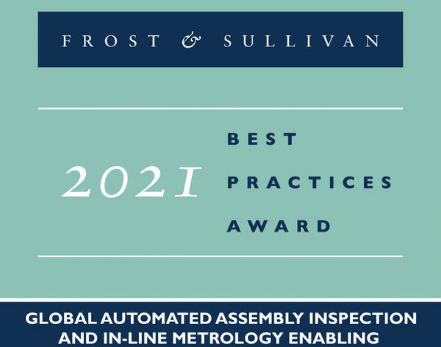Perceptron® Lauded by Frost & Sullivan for Enhancing the Manufacturing Inspection Process with Its Automated Solution with AccuSite®