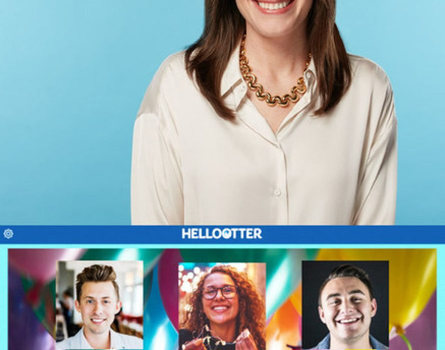 Playful New All-Age Video Conferencing Platform HelloOtter Transforms Video Fatigue into Video Playtime As First to Offer Native Filters & More