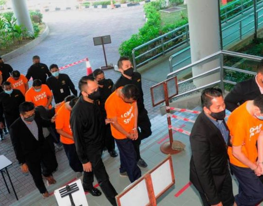 Another bank staff remanded for alleged corruption involving personal loans worth RM18 mln
