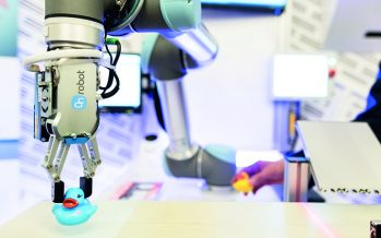 Manufactures can increase productivity, quality with collaborative robots