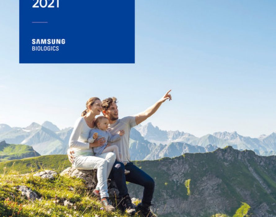 Samsung Biologics Issues Its First Annual Sustainability Report