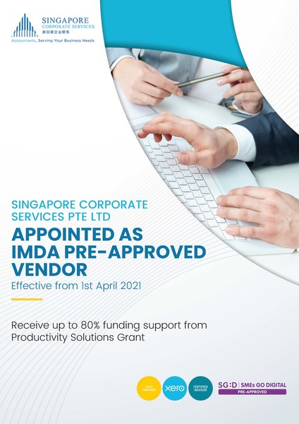 SCS Announces New Options to Help SMEs Go Digital Following IMDA Appointment
